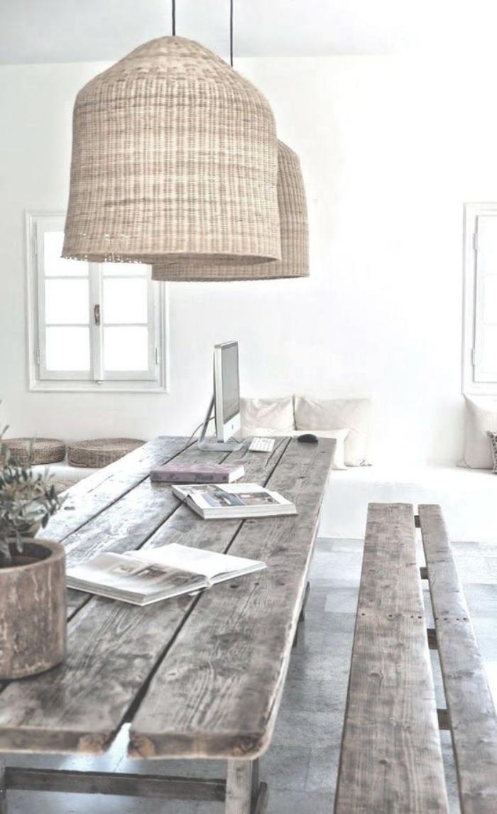 table-de-salle-à-manger-meubles-salle-à-manger-rustiques