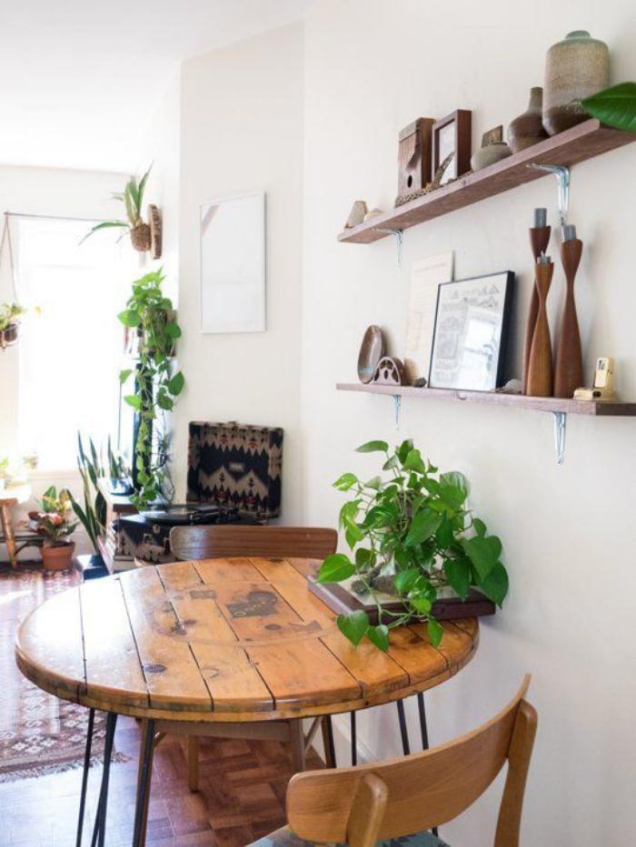table-de-salle-à-manger-petit-coin-repas-table-à-manger-petites-surfaces