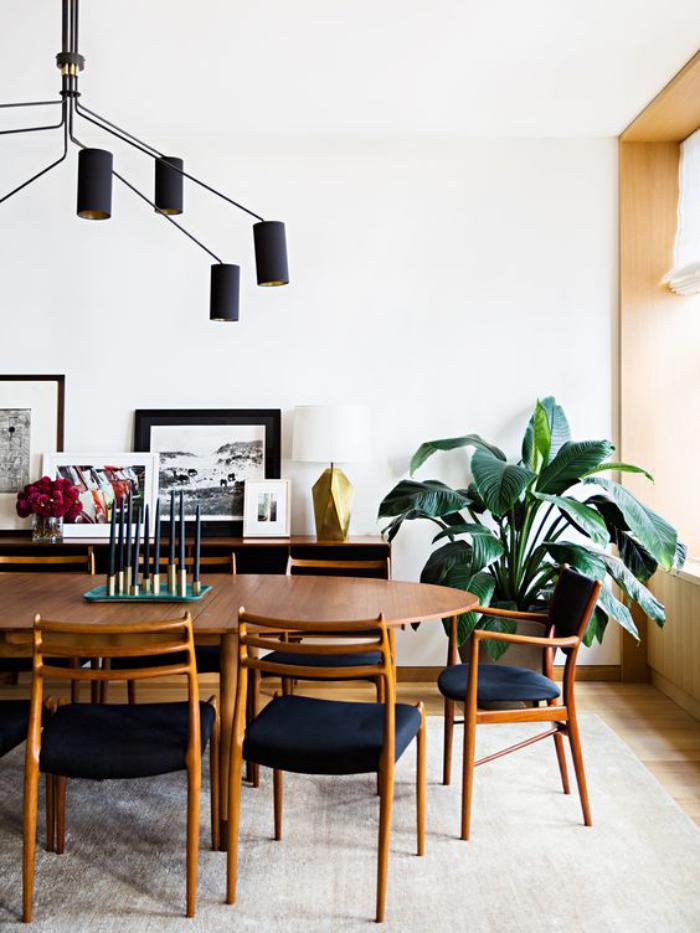 table-de-salle-à-manger-style-mid-century