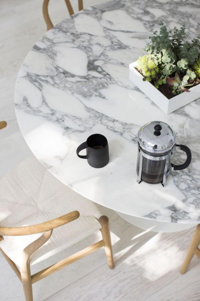 table-de-salle-à-manger-table-ronde-moderne-de-salle-à-manger