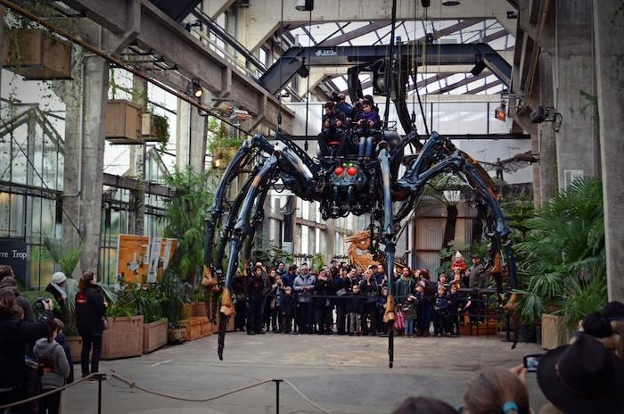 voyager-à-nantes-araignée-géante-machines