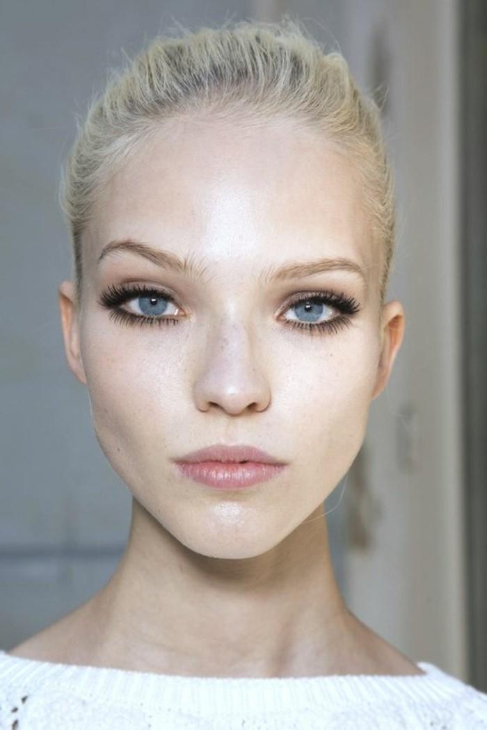 yeux-bleus-visage-pale-cheveux-blonds-fard-a-paupiere-yeux-bleus-tuto-maquillage-yeux-bleus