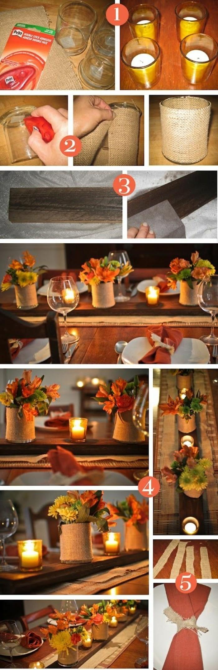 0-idee-deco-automne-a-faire-a-la-maison-table-en-bois-fonce-compositiona-florale-automne-dans-le-centre-de-table