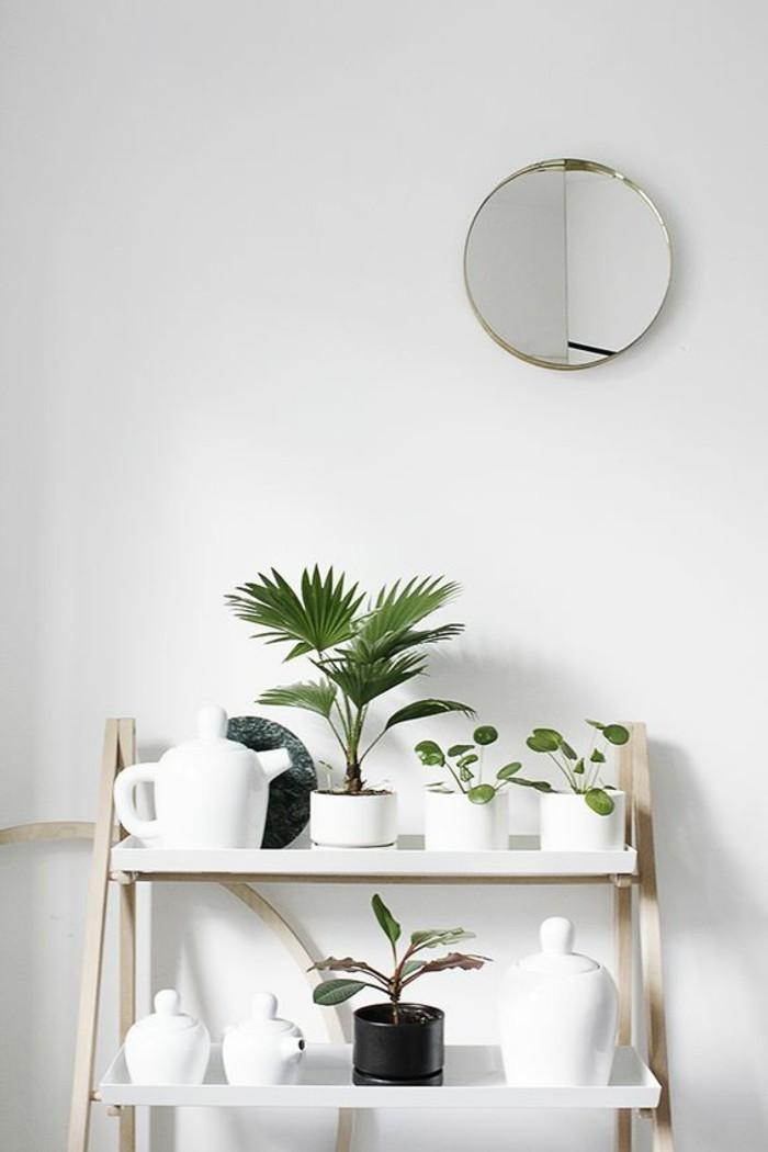 0-joli-etagere-en-bois-clair-en-forme-d-escalier-avec-plantes-vertes-vestiaire-d-entree