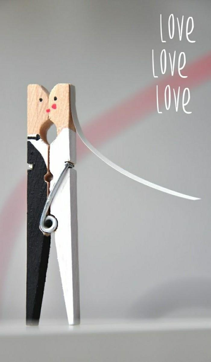 0-jolie-idee-deco-mariage-themes-mariage-deco-avec-une-épingle-à-linge
