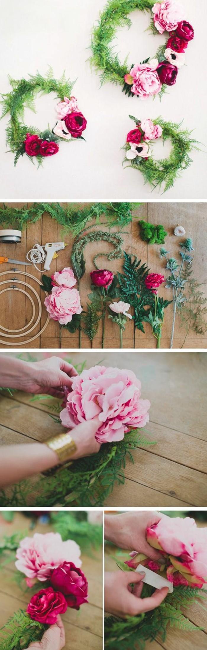 00-diy-couronne-de-fleurs-colores-mariage-decoration-avec-fleurs-pour-un-mariage