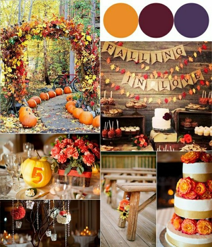 wedding ideas for october 2016 diy id 233 e selon votre th 232 me de mariage en 45 photos 28149