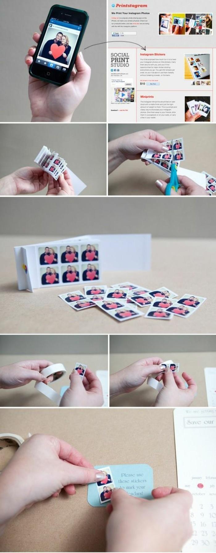 000-diy-idee-faire-part-creatif-avec-photos-de-jeunes-maries-modele-faire-part-mariage
