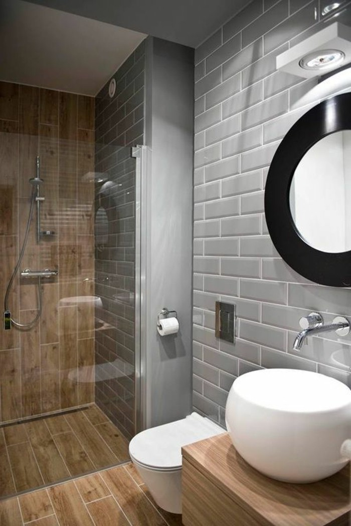 salle de bain mansard e 6m2 id e inspirante On amenagement sdb 6m2