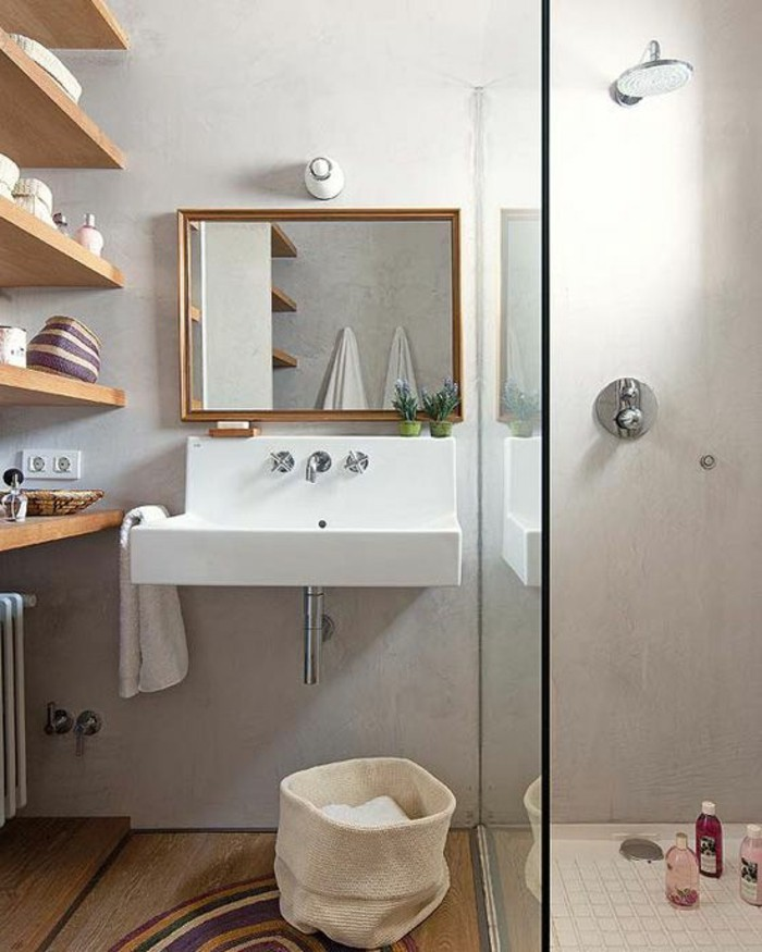 Exemple am nagement salle de bain ra64 jornalagora for Amenagement salle bain