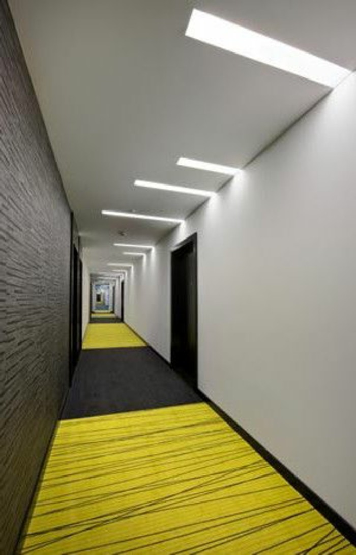Emejing Couleur Couloir Appartement Contemporary - lalawgroup.us ...