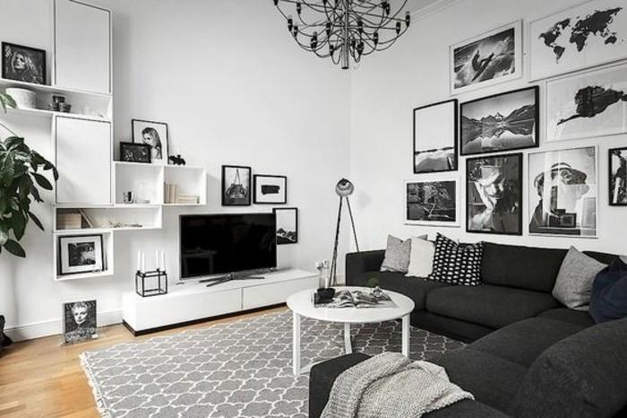 couleur-mur-salon-blanche-decor-en-noir-et-blanc-comme-dans-un-film-muet