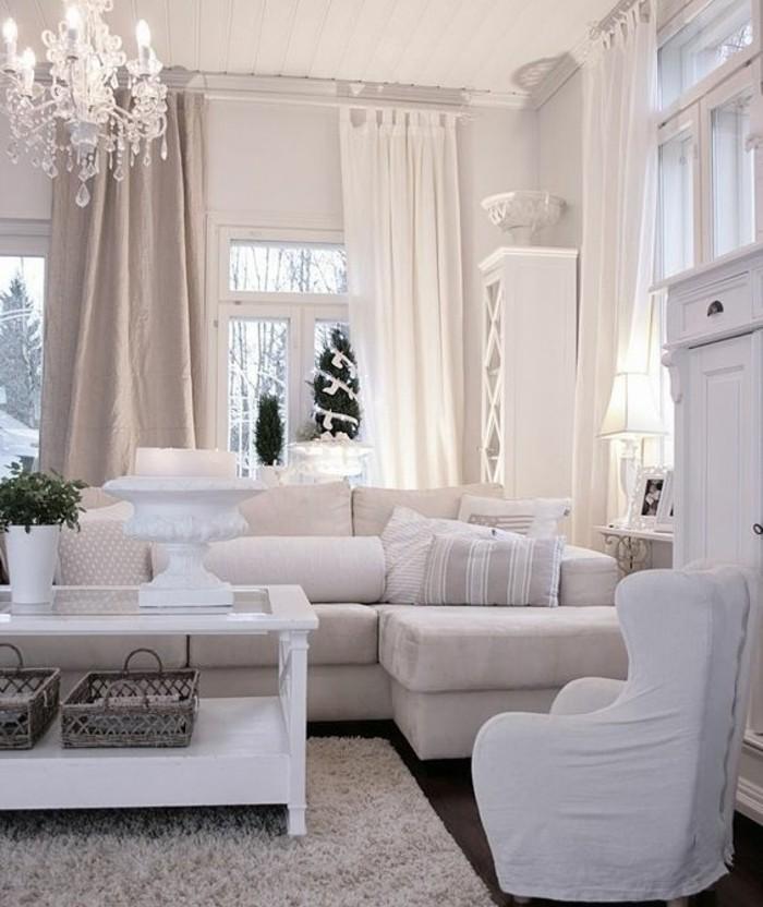 formidble-idee-couleur-peinture-salon-blanche-decor-en-blanc-et-beige-tres-elegant