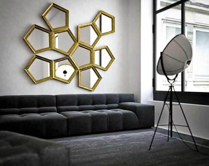 Decorative Wall Mirrors Living Room Worthy Decorative Mirrors For Living Room Home Interior Design Ideas Best Collection - Home Interior Design Ideas