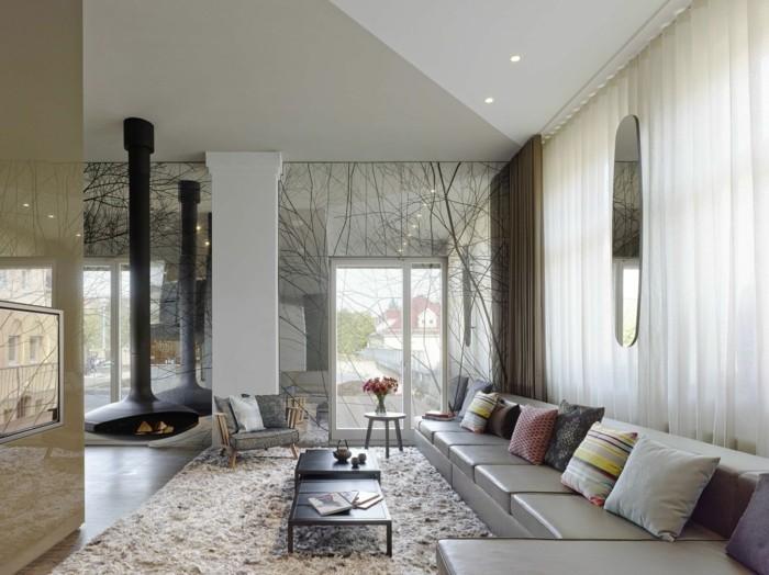 miroir couloir plus de 160 photos pour vous. Black Bedroom Furniture Sets. Home Design Ideas