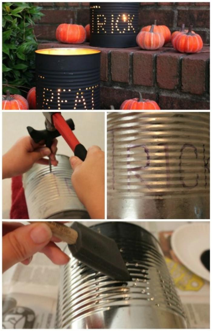 bricolage-halloween-idee-interessante-transformer-les-boites-de-conserve-en-admirables-lanternes