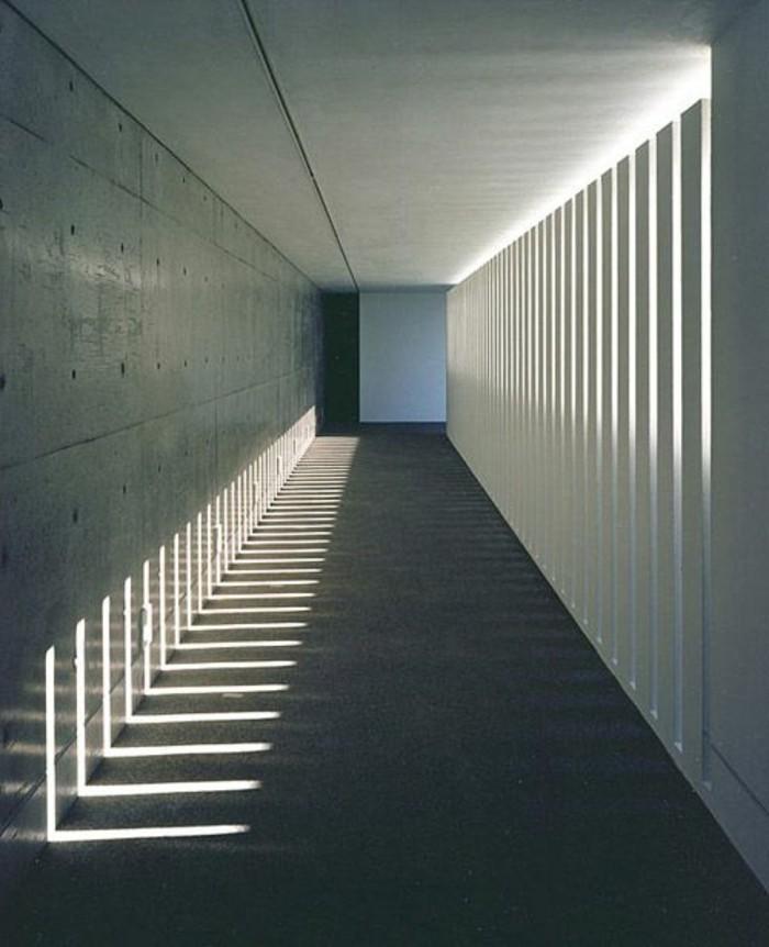 19-éclairage couloir. Ombre.