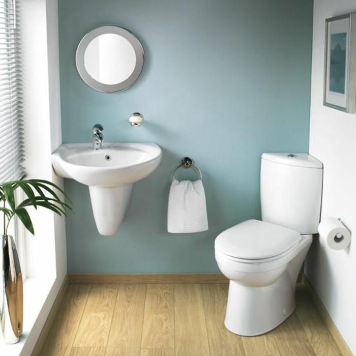 Comment am nager une salle de bain 4m2 for Petite salle de bain avec toilette