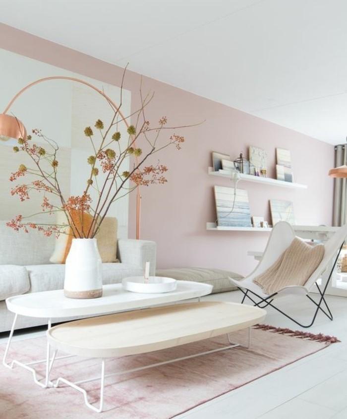 belle-idee-peinture-salon-rose-ambiance-tres-elegante-et-raffinee-sensation-cosy
