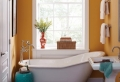 Peinture salle de bain – 80 photos qui vont vous faire craquer