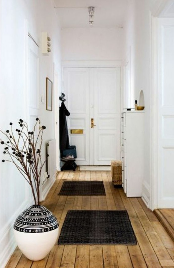 Tapis de couloir plus de 90 photos pour vous for Photo couloir maison