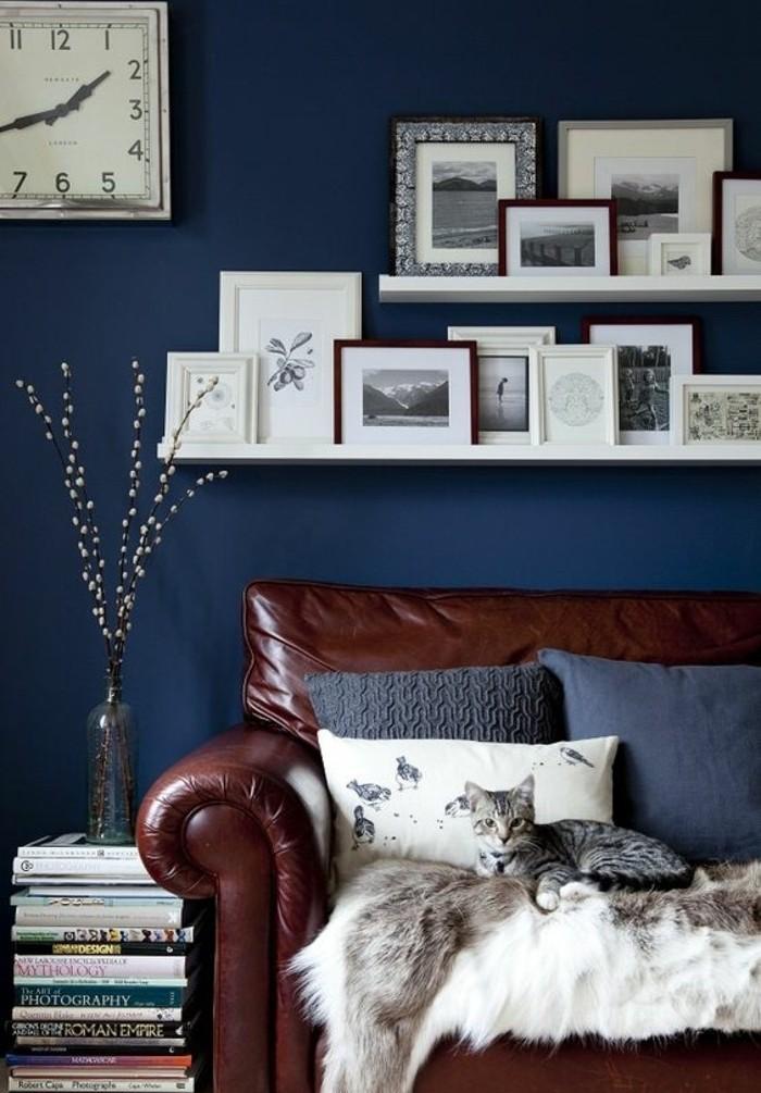 Idee Decoration Cuisine Blanche : Couleur peinture salon conseils et photos pour vous