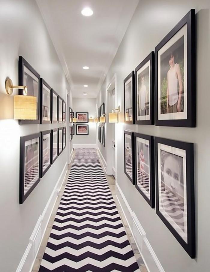 Miroir couloir plus de 160 photos pour vous - Mur en miroir ...