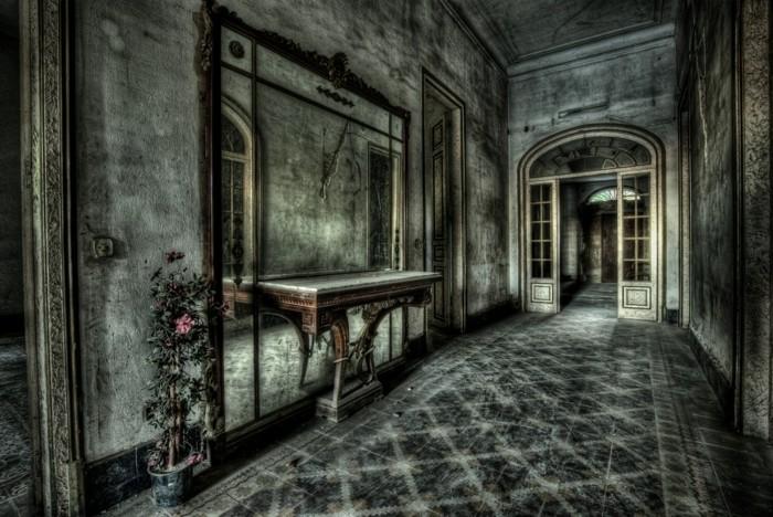 Miroir couloir plus de 160 photos pour vous - Couleur hall d entree feng shui ...