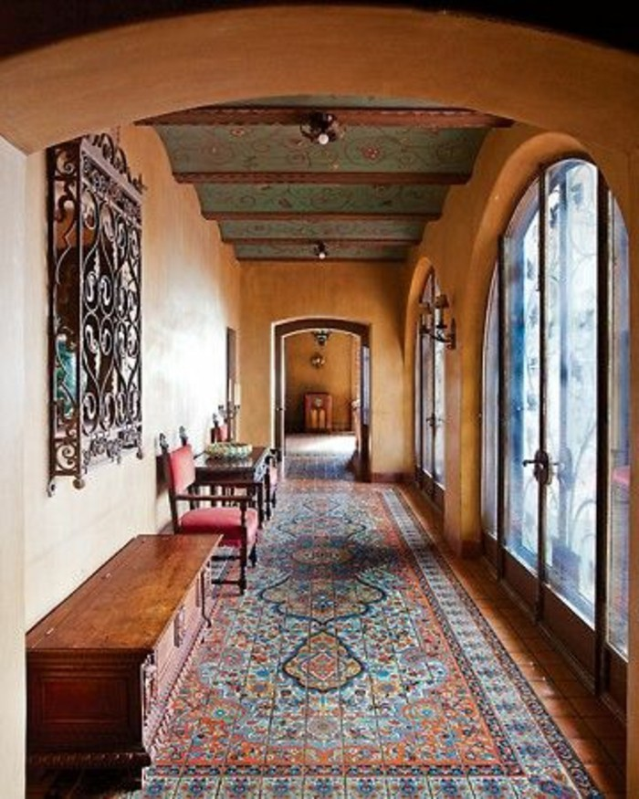 91-tapis-passage-plafond-vert