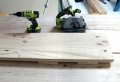 Fabriquer un meuble tv – instructions et modèles DIY