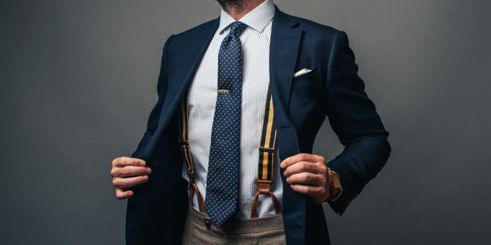 adorable-combinaison-pantalon-avec-bretelle-homme-costume