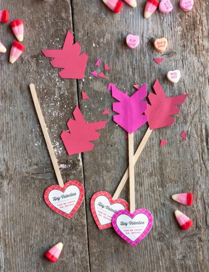 55 magnifiques id es de bricolage saint valentin pour for Idee cadeau pour la maison