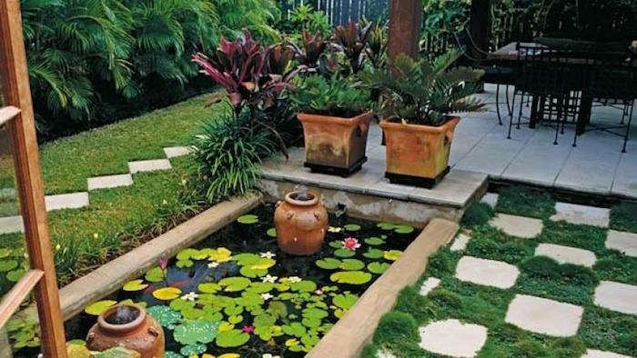Aménagement jardin | 105 photos pour votre petit coin de paradis ...