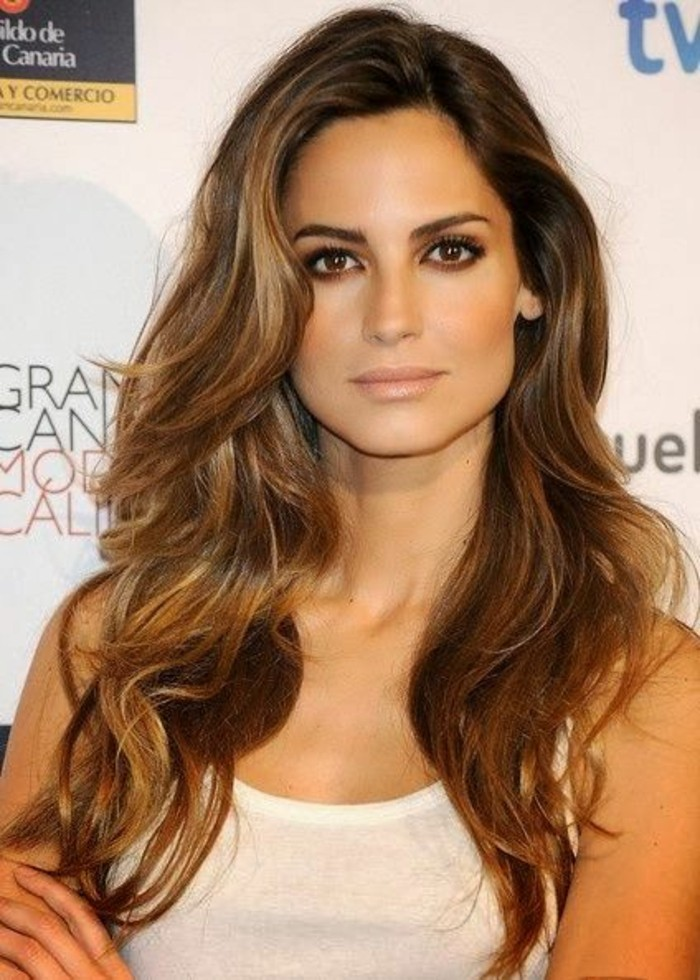 balayage-chatain-clair-sur-cheveux-chatain-fonce-cheveux-jolies