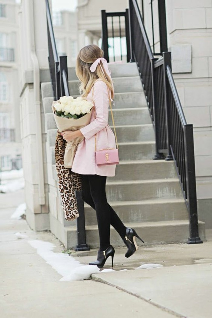 belle-femme-tenue-sexy-saint-valentin-romantique-pretty-in-pink