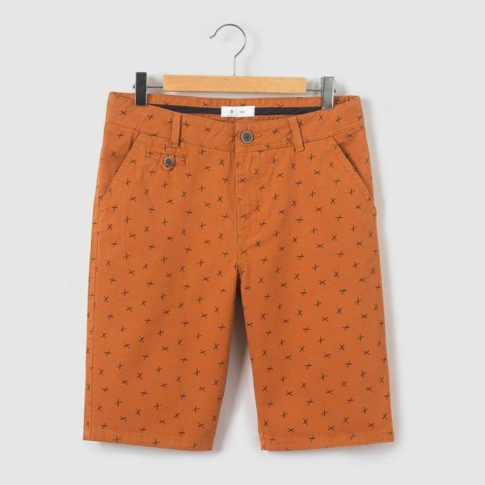 bermuda-enfant-la-redoute-en-orange-avec-de-petits-signes-resized