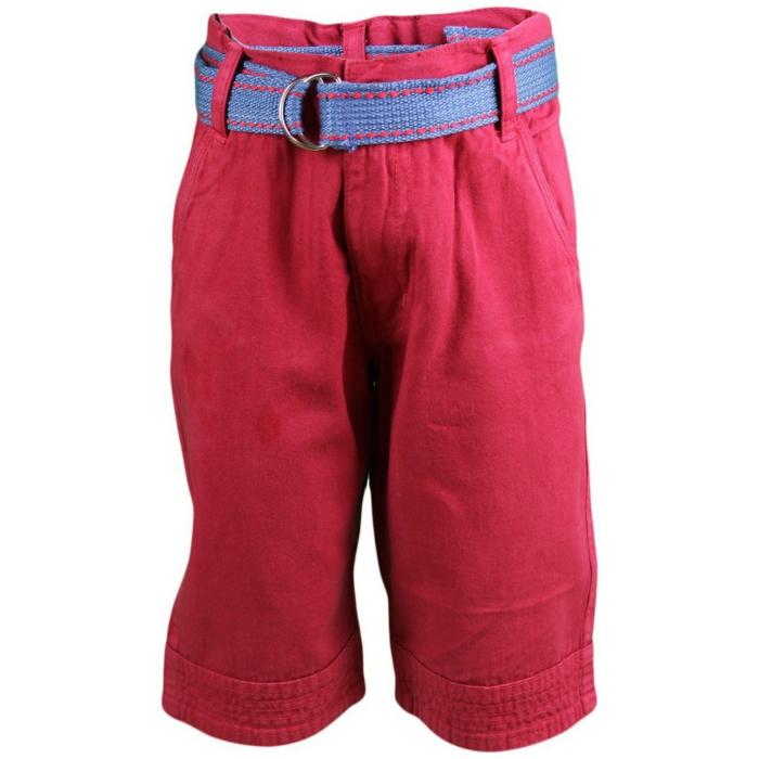 bermuda-enfant-spartoo-avec-ceinture-en-rouge-et-blanc-resized