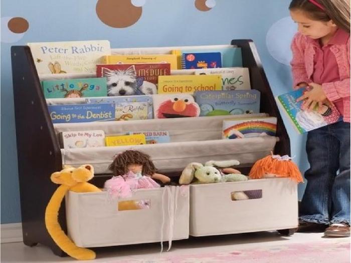 bibliothèque-enfant-etagere-enfant-livres