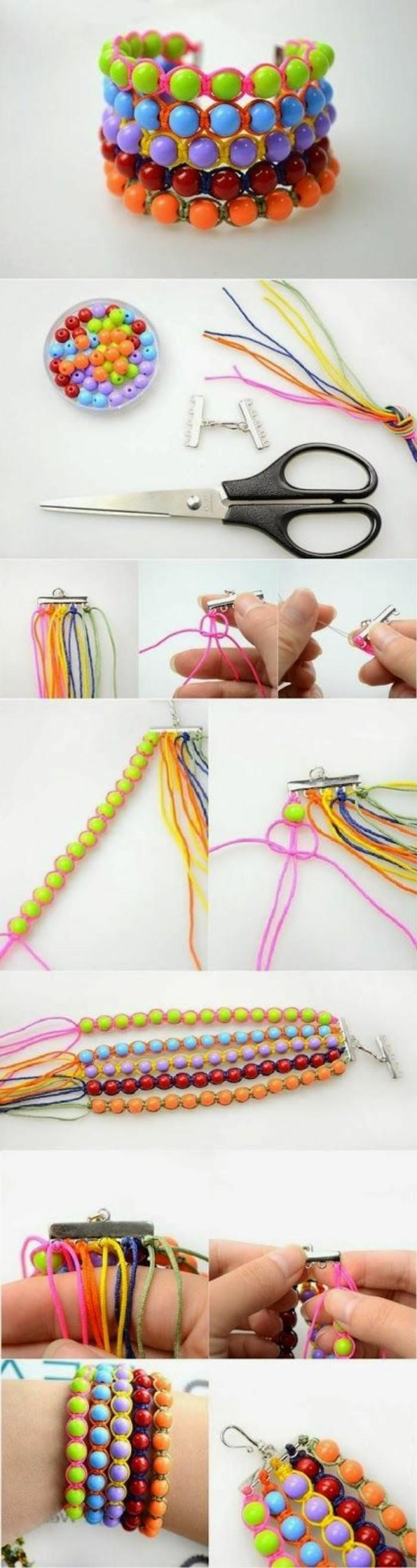 bracelet-a-faire-soi-meme-avec-petit-cailloux-decoratifs-colores-bijou-pas-cher