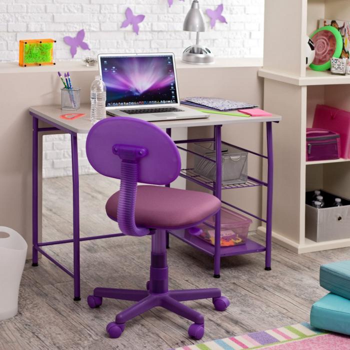 bureau-d-ecolier-equipement-bureau-enfant-joli