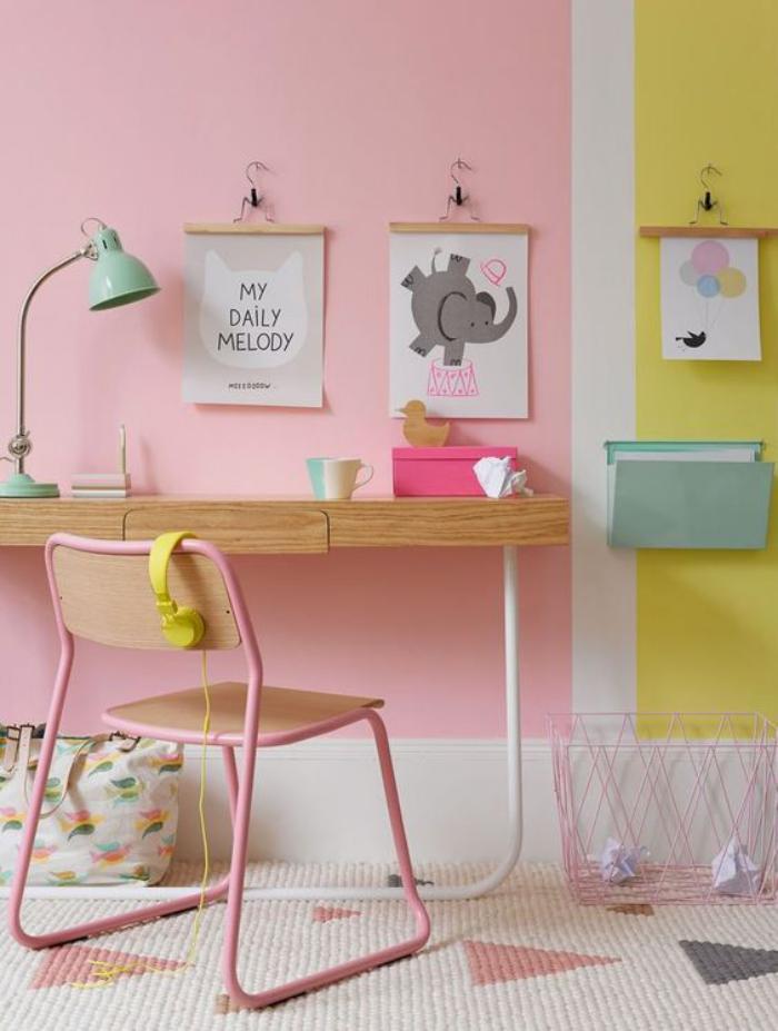 bureau-d-ecolier-petit-bureau-pour-eleve-bureau-d écriture-dans-chambre-de-fille