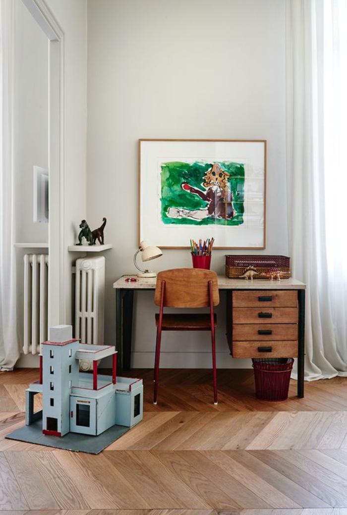 bureau-d-ecolier-style-vintage-industriel