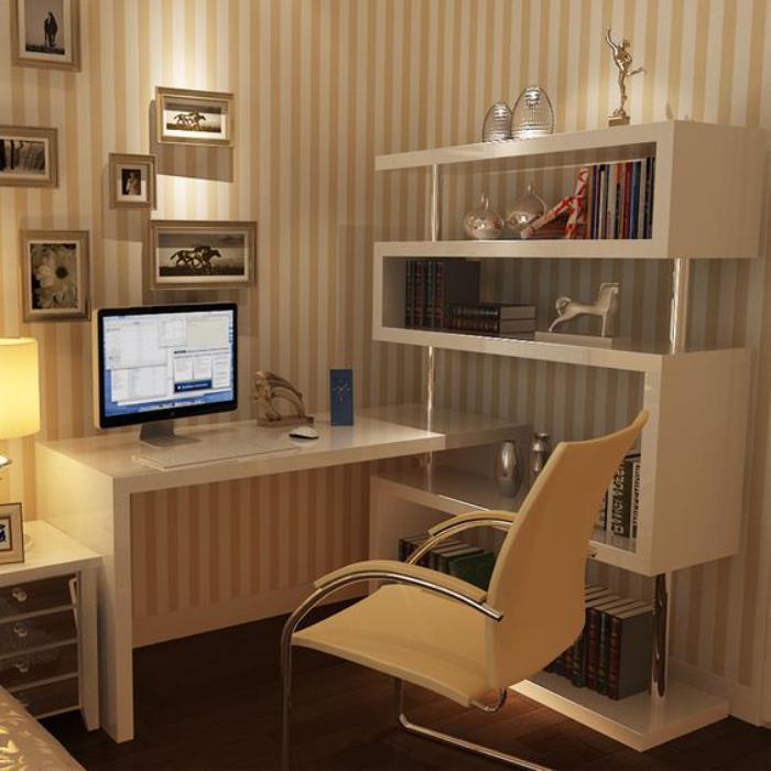 bureau-informatique-d-angle-bureau-couleur-creme-avec-etagere-trendy