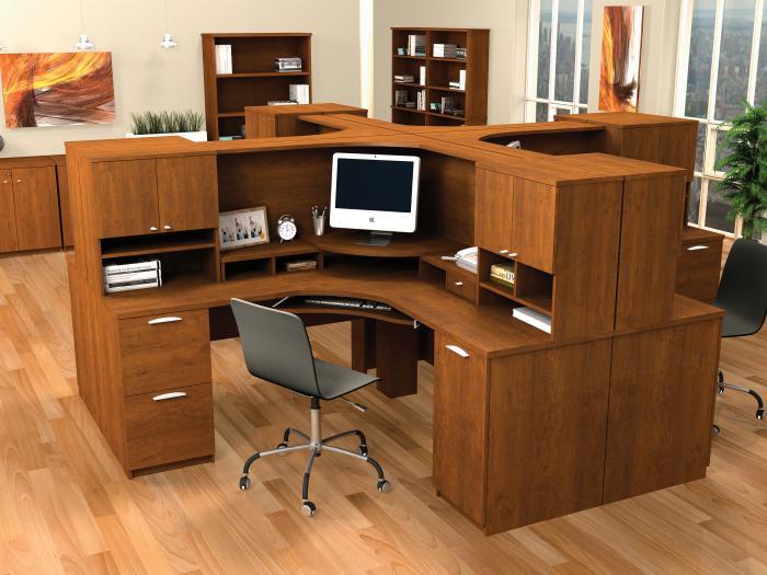bureau-informatique-d-angle-clapier-quatre-places