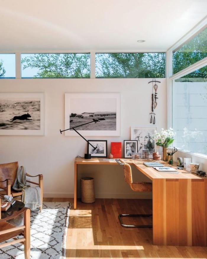 un bureau informatique d 39 angle quel bureau choisir pour. Black Bedroom Furniture Sets. Home Design Ideas