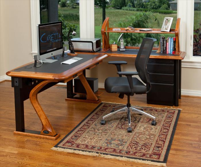 Un bureau informatique d angle quel bureau choisir pour votre