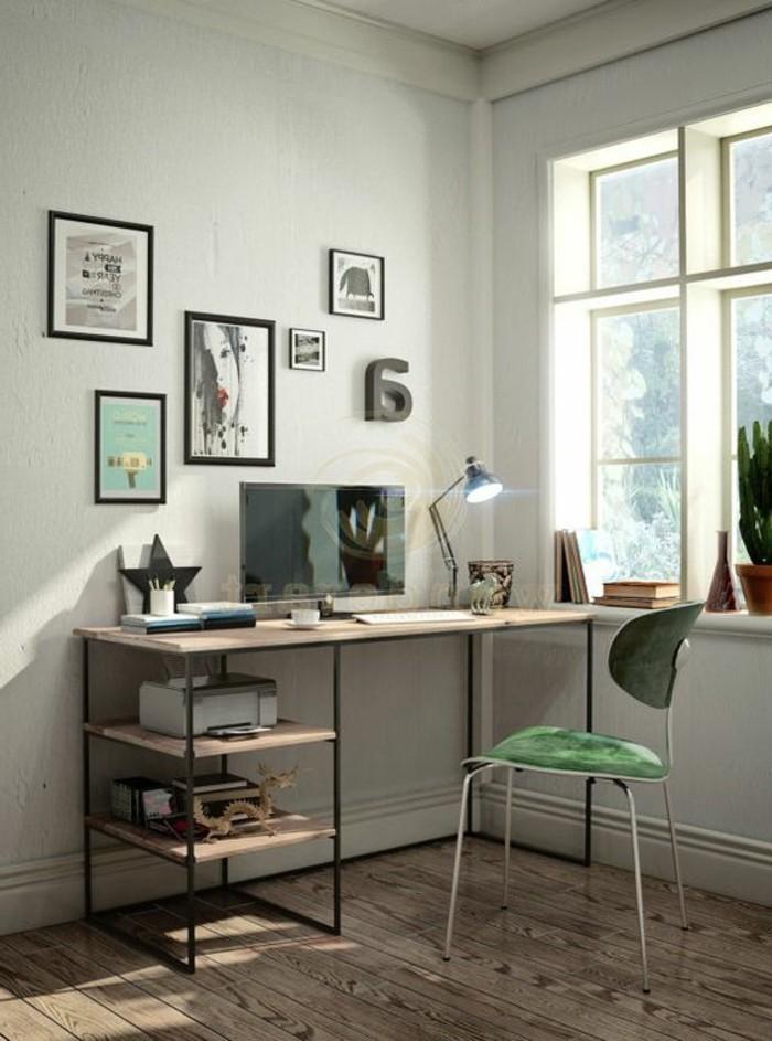 bureau-style-industriel-tableaux-muraux