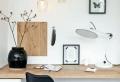 Aménagement d'un petit espace de travail – le bureau style scandinave