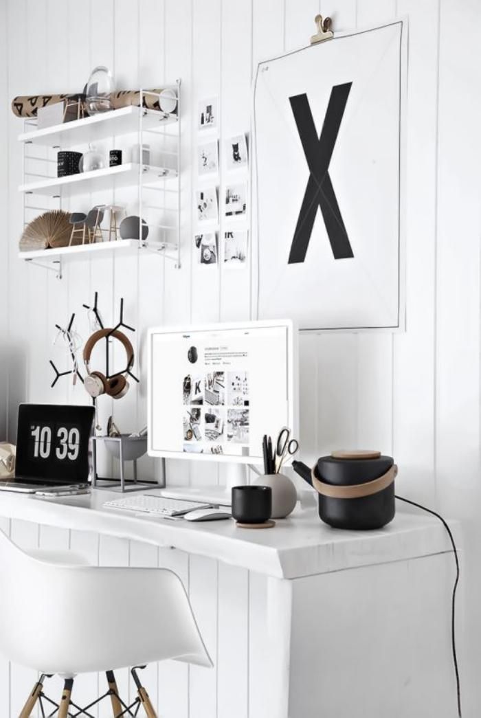 bureau-style-scandinave-chaise-scandinave-ambiance-toute-blanche