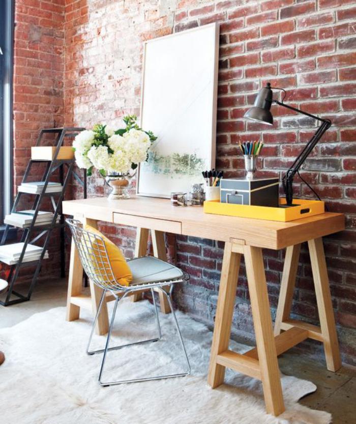 bureau-style-scandinave-meuble-bois-scandinave